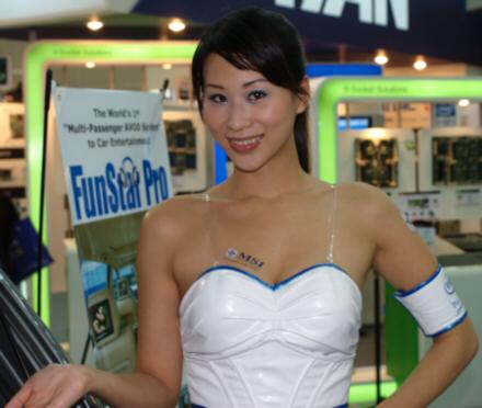 computex sexy babes pic 23
