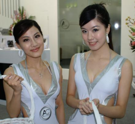 computex sexy babes pic 26