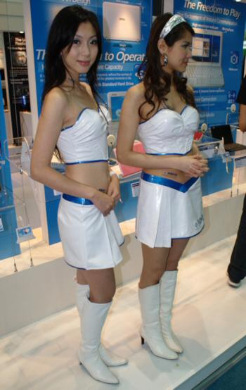 computex sexy babes pic 27
