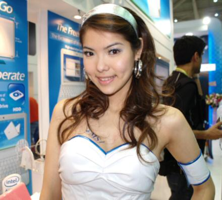 computex sexy babes pic 29