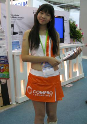 computex sexy babes pic 33