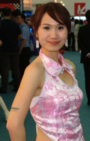 computex sexy babes pic 7