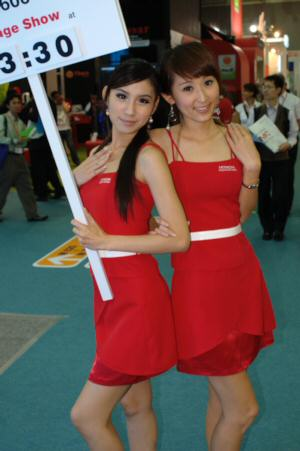 computex sexy babes pic 9
