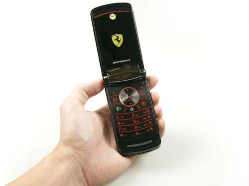 Motorola Ferrari