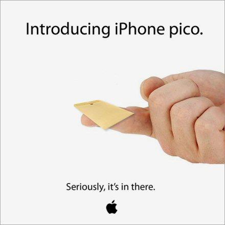 iPhone Pico