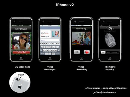 iPhone Bio