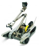 iRobot_packbot video