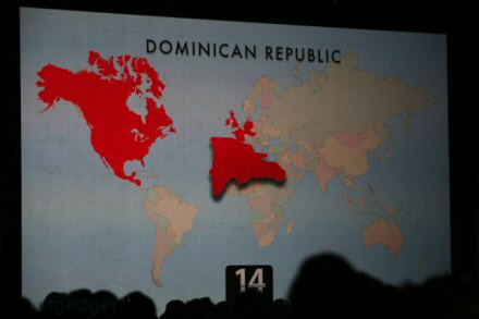 showing all countries pic 1- 3g iphone