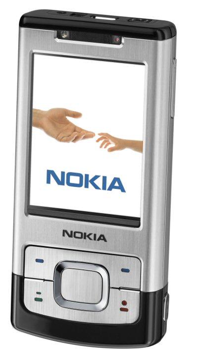 The Nokia 6500 slide closed