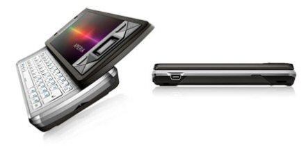 New Sony Ericsson XPERIA X1 Image 4