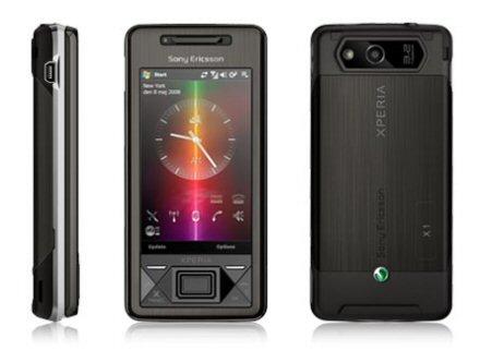 New Sony Ericsson XPERIA X1 Image 1