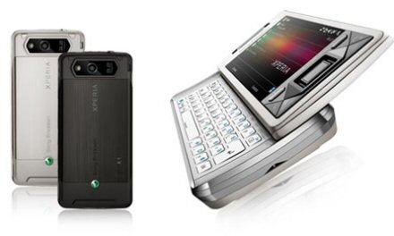 New Sony Ericsson XPERIA X1 Image 3