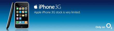iphone 3g o2