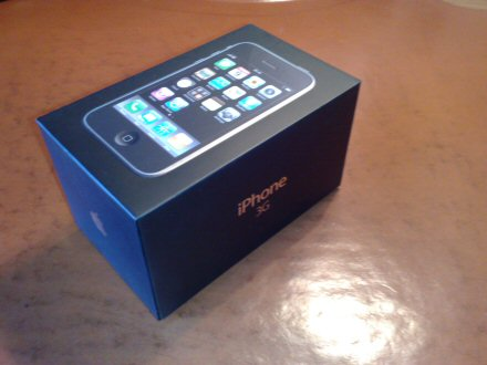 iphone 3g unboxed 1