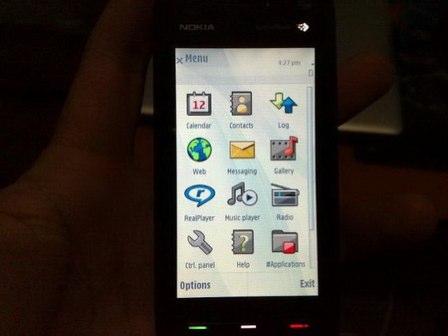 Nokia 5800 Tube pic 3