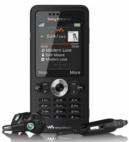 Sony Ericsson W302 pic 1
