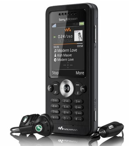 Sony Ericsson W302 pic 2
