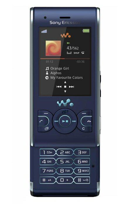 Sony Ericsson W595 pic 1