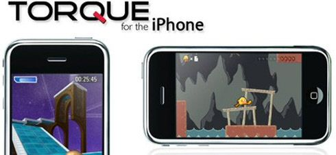 Torque Game Engine brings 2D and 3D games to iPhone - PhonesReviews