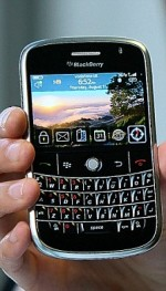 The iPhone and new Blackberry Bold will fight their corner