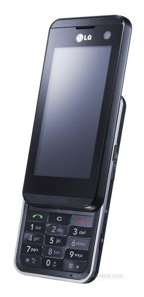 LG KF700 sleek affordable full touch handset