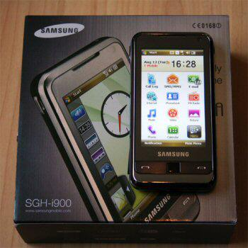 o2 uk now has samsung i900 omnia 16gb in stock phonesreviews uk mobiles apps networks