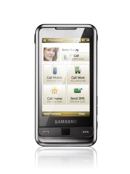 Samsung i900 Omnia – RF (Radio Frequency) Safe