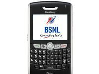 BSNL 3G goes with BlackBerry in Chandigarh