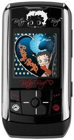 Samsung Betty Boop handset available in France for €129