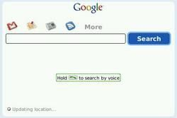 Google Mobile App gets voice and location search update