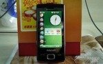 Samsung B7300 Windows Mobile 6.1 smartphone leaked