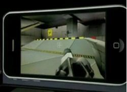 Video: LiveFire first person shooter for Apple iPhone