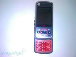 Motorola i856 iDEN captured in wild and pictured