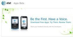 AT&T to launch Apps Beta Program for developers