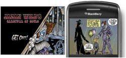 BlackBerry Apps: Carnival of Souls, 1st comic app at App World
