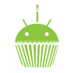 Cupcake available in Android 1.5 as of today