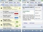 Android Devices and Apple iPhone gets new Gmail Engine