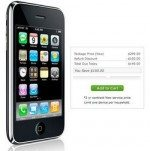 Apple iPhone 3G 16GB refurb for $149 from AT&T