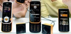 LG unveil GM310, GM210 and GM205 handsets