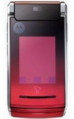 Motorola V10 clamshell announced in Korea
