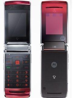 Motorola V10 clamshell announced in Korea