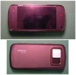 Nokia N97 pictured in strange colour at FCC