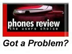 Phones Review adds new Problems Section