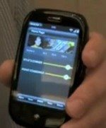 Video: Sprint Palm Pre NASCAR app at CTIA 2009