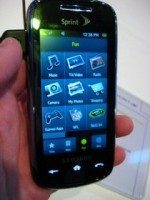 Video: Samsung Instinct S30 at CTIA 2009