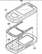 Samsung patent to freshen up mobile phones