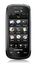 Samsung Instinct S30 now out on Sprint for $129.99