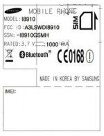 Samsung OmniaHD i8910 passes FCC and gains approval
