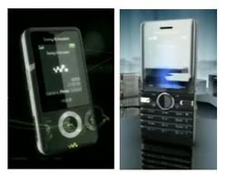 Videos: Sony Ericsson W205 and S312 demonstrations