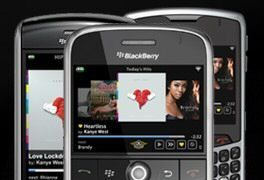 Slacker Radio for BlackBerry gets updated to feature Bluetooth